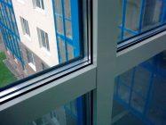 Замена стеклопакетов в фасадном алюминии
