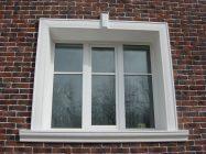 Полиуретановые наличники на окна