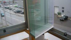 Сколько стоит застеклить окно обычным стеклом