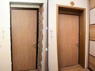 Сколько стоит сделать откосы входной двери