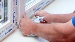 Как убрать пленку с пластиковых подоконников