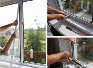 Как снять стекло с пластикового окна