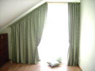 Карнизы для мансардных окон со скошенным верхом