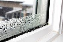 Почему на пластиковых окнах образуется конденсат