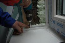 Как правильно установить откосы на пластиковые окна